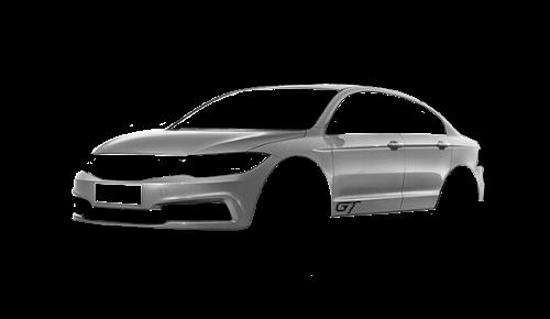 Цвета кузова 3 GT
